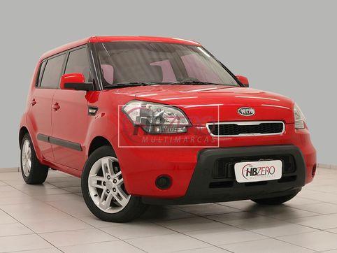 Foto do veiculo Kia Motors SOUL 1.6/ 1.6 16V FLEX Mec.
