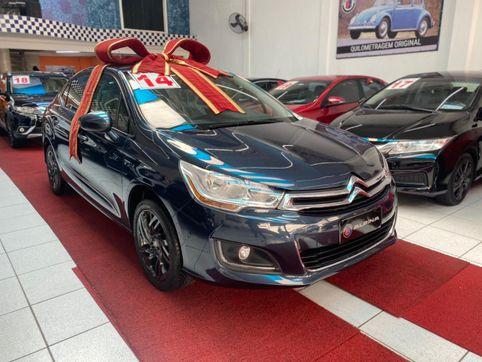 Foto do veiculo Citroën C4 LOUNGE Exclusive 1.6 Turbo 4p Aut.
