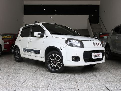 Foto do veiculo Fiat UNO SPORTING 1.4 EVO Fire Flex 8V 4p