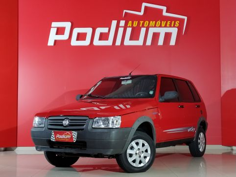 Foto do veiculo Fiat Uno Mille WAY ECONOMY 1.0 F.Flex 4p