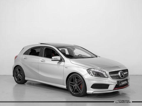 Foto do veiculo Mercedes Classe A 250 2.0 TB Sport Aut.