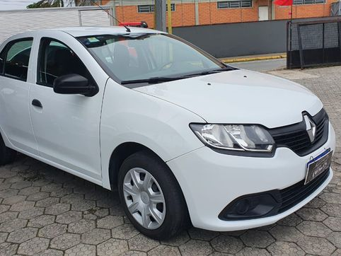Foto do veiculo Renault LOGAN Authentique Hi-Flex 1.0 16V 4p