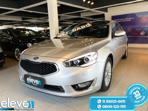 Foto do veiculo Kia Motors CADENZA EX 3.5 V6 24V 290cv Aut.