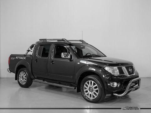 Foto do veiculo Nissan Frontier SL CD 4x4 2.5TB Diesel Aut