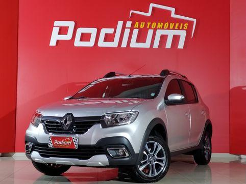 Foto do veiculo Renault SANDERO STEP. Iconic Flex 1.6 16V Aut.