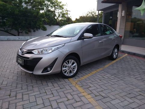 Foto do veiculo Toyota YARIS XL Sedan 1.5 Flex 16V 4p Aut.