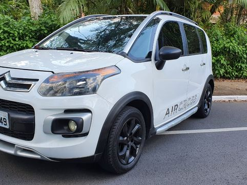 Foto do veiculo Citroën AIRCROSS GLX 1.6 Flex 16V 5p Aut.