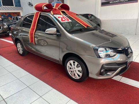 Foto do veiculo Toyota ETIOS X Plus 1.5 Flex 16V 5p Aut.