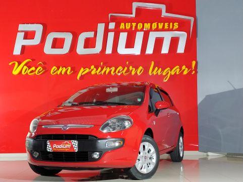 Foto do veiculo Fiat Punto ATTRACTIVE ITALIA 1.4 F.Flex 8V 5p