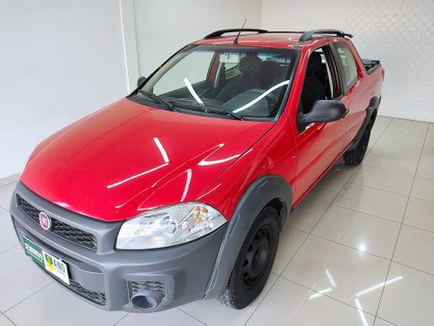 Foto do veiculo Fiat Strada Working Celeb.1.4 Fire Flex 8V CD