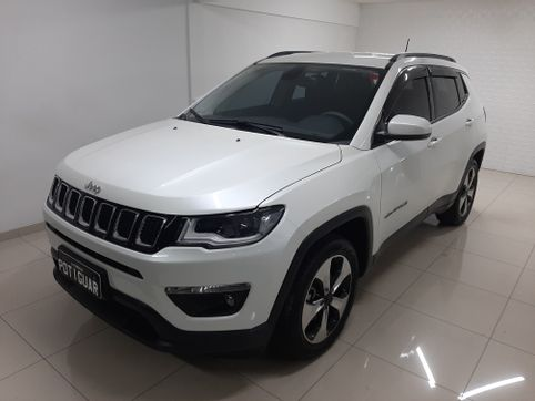 Foto do veiculo Jeep COMPASS LONGITUDE 2.0 4x2 Flex 16V Aut.