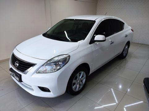 Foto do veiculo Nissan VERSA SL 1.6 16V Flex Fuel 4p Mec.
