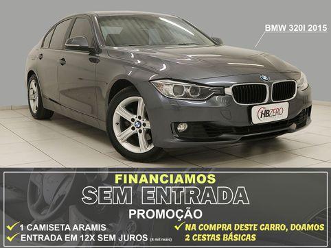 Foto do veiculo BMW 320iA 2.0 Turbo/ActiveFlex 16V 184cv  4p