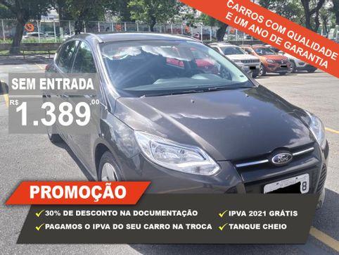 Foto do veiculo Ford Focus 1.6 S/1.6 SE Flex 16v 5p Aut