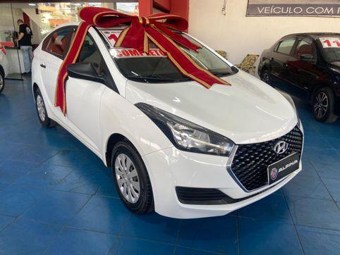 Foto do veiculo Hyundai HB20S Unique 1.0 Flex 12V Mec.