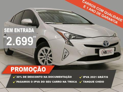 Foto do veiculo Toyota PRIUS HYBRID 1.8 16V 5p Aut.