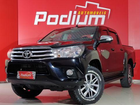 Foto do veiculo Toyota Hilux CD SRV 4x4 2.8 TDI Diesel Aut.