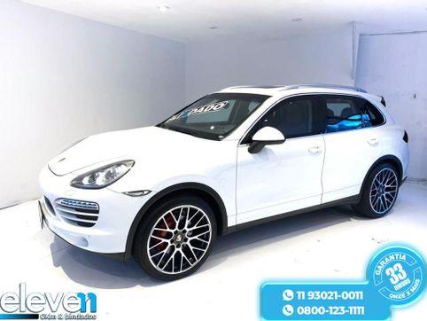 Foto do veiculo Porsche Cayenne V6 3.2/3.6 24V