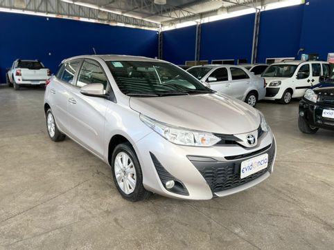 Foto do veiculo Toyota YARIS XL 1.3 Flex 16V 5p Aut.