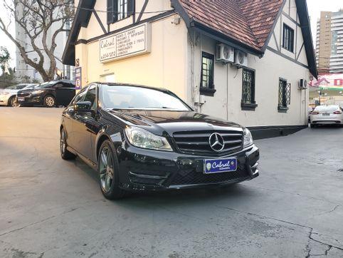 Foto do veiculo Mercedes C-180 CGI Sport 1.6 TB 16V 156cv Aut.