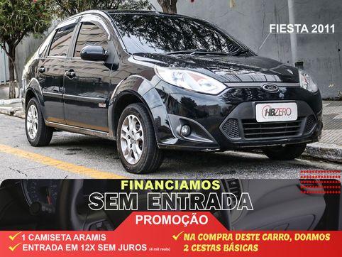 Foto do veiculo Ford Fiesta Sed. 1.6 8V Flex 4p