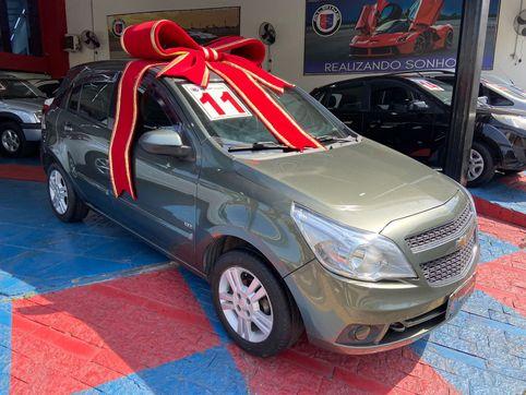 Foto do veiculo Chevrolet AGILE LTZ 1.4 MPFI 8V FlexPower 5p