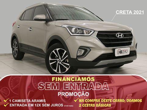 Foto do veiculo Hyundai Creta Prestige 2.0 16V Flex Aut.