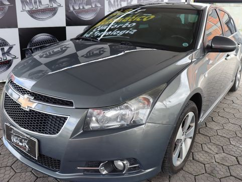 Foto do veiculo Chevrolet CRUZE LT 1.8 16V FlexPower 4p Aut.