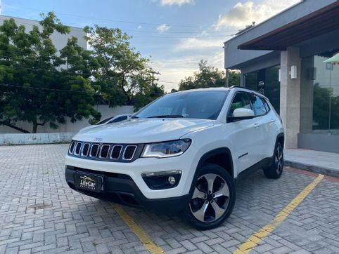 Foto do veiculo Jeep COMPASS LONGITUDE 2.0 4x4 Dies. 16V Aut.