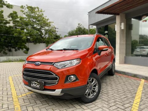 Foto do veiculo Ford EcoSport FREESTYLE 1.6 16V Flex 5p