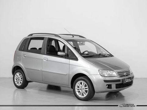 Foto do veiculo Fiat Idea ELX 1.4 mpi Fire Flex 8V 5p