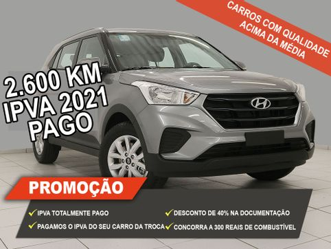 Foto do veiculo Hyundai Creta Action 1.6 16V Flex Aut.