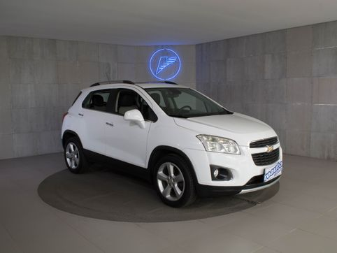 Foto do veiculo Chevrolet TRACKER LTZ 1.8 16V Flex 4x2 Aut.