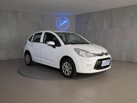 Foto do veiculo Citroën C3 Attraction 1.6 Flex 16V 5p Aut.