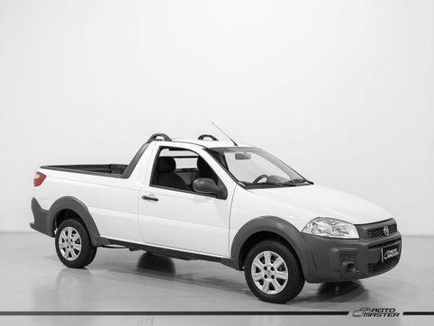 Foto do veiculo Fiat Strada Working HARD 1.4 Fire Flex 8V CS