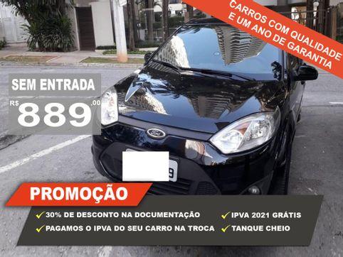 Foto do veiculo Ford Fiesta 1.6 16V Flex Mec. 5p