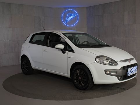 Foto do veiculo Fiat Punto ESSENCE Dualogic 1.6 Flex 16V 5p