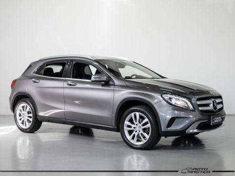 Foto do veiculo Mercedes GLA 200 Adv. 1.6/1.6 TB 16V Flex  Aut.