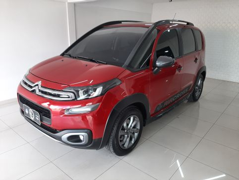 Foto do veiculo Citroën AIRCROSS Shine 1.6 Flex 16V 5p Aut.