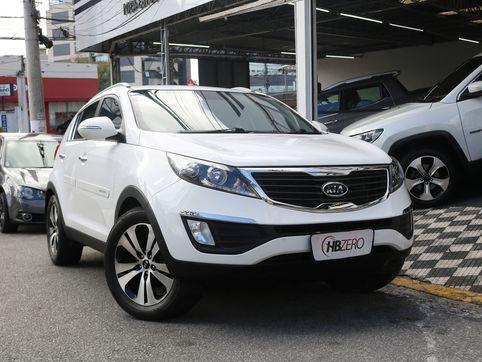 Foto do veiculo Kia Motors Sportage EX 2.0 16V/ 2.0 16V Flex Aut.