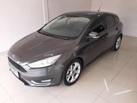 Foto do veiculo Ford Focus 2.0 16V/SE/SE Plus Flex 5p Aut.