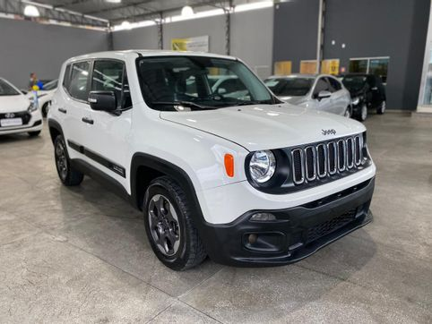 Foto do veiculo Jeep Renegade Sport 1.8 4x2 Flex 16V Aut.