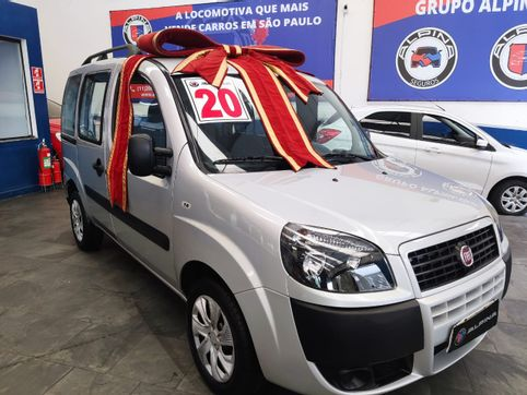 Foto do veiculo Fiat Doblo ESSENCE 1.8 Flex 16V 5p