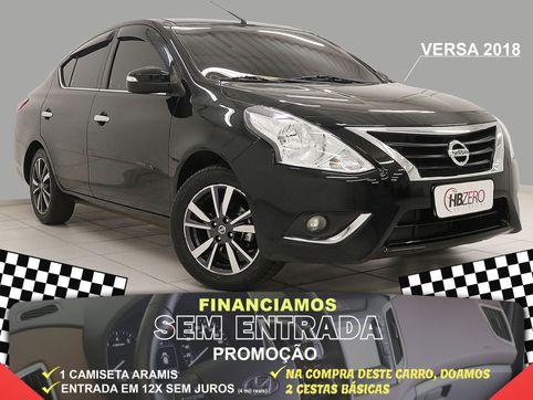 Foto do veiculo Nissan VERSA SL 1.6 16V FlexStart 4p Aut.