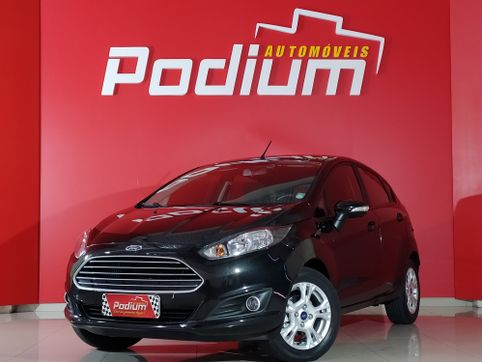 Foto do veiculo Ford Fiesta SEL 1.0 12V EcoBoost Aut. 5p
