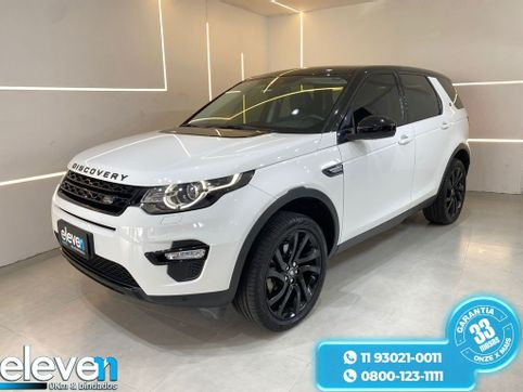 Foto do veiculo Land Rover Discovery Sport HSE Luxury Gasolina