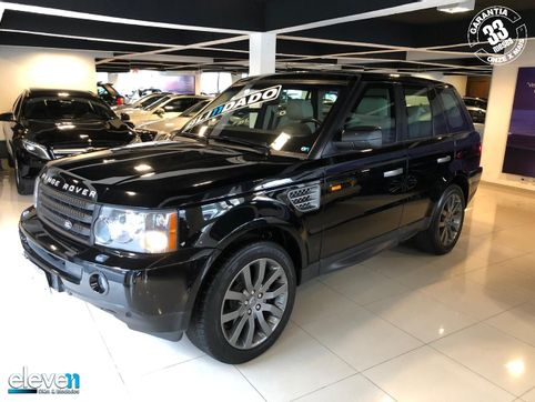 Foto do veiculo Land Rover Range Rover Sport SUPERCHAGED 4.2 V8