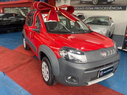 Foto do veiculo Fiat UNO WAY 1.0 EVO Fire Flex 8V 5p