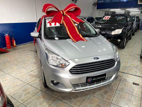 Foto do veiculo Ford Ka+ Sedan 1.5 SE/SE PLUS 16V Flex 4p