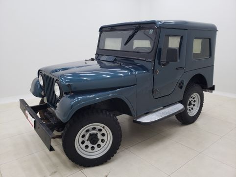 Foto do veiculo Jeep Willys